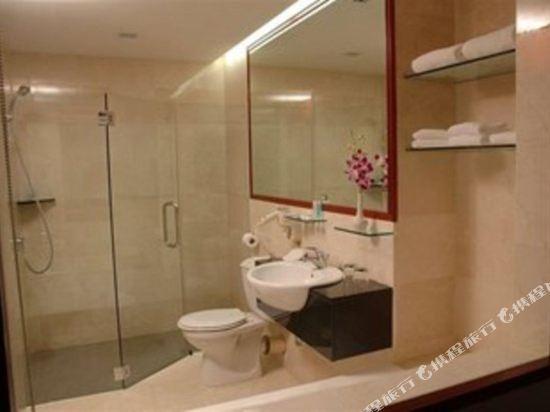 新加坡威斯汀酒店(The Westin Singapore)精緻套房