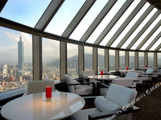 香格里拉台北遠東國際大飯店(Shangri-La's Far Eastern Plaza Hotel Taipei)酒吧