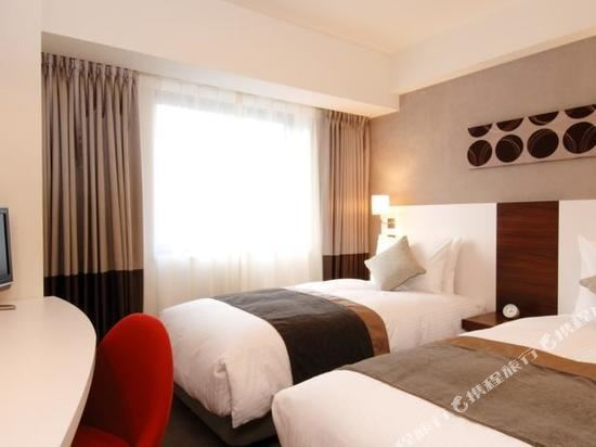 MYSTAYS 札幌站北口酒店(HOTEL MYSTAYS Sapporo Station)高級雙床房