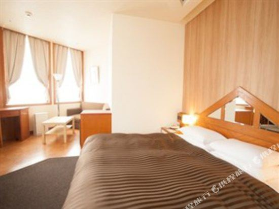 博多克萊奧苑酒店(Hotel Clio Court Hakata)豪華房(雙人床)