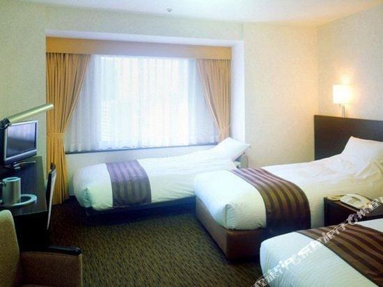 大阪第一酒店(Daiichi Hotel Osaka)高級三人房