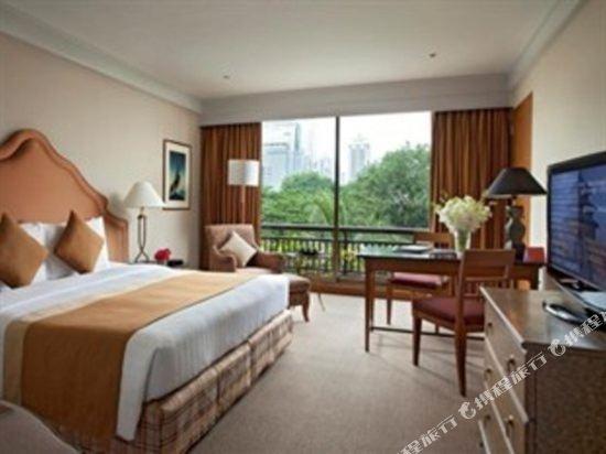 曼谷瑞士奈樂特公園酒店(Swissotel Nai Lert Park Bangkok)家庭房