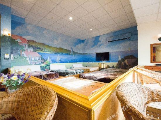 墾丁春品渡假民宿(Spring Hostelry)海洋十二人房