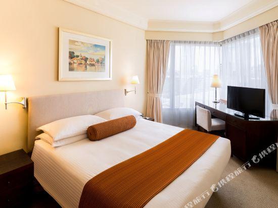 香港都會海逸酒店(Harbour Plaza Metropolis)行政樓層高級客房