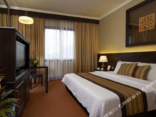 吉隆坡昂卡薩酒店(Ancasa Hotel & Spa Kuala Lumpur)高級房 2