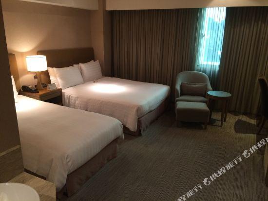 台北馥敦飯店-復南館(Taipei Fullerton Hotel South)豪華三人房