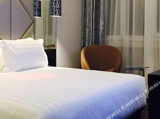 桔子酒店·精選(深圳羅湖店)(Orange Hotel Select (Shenzhen Luohu))大床房