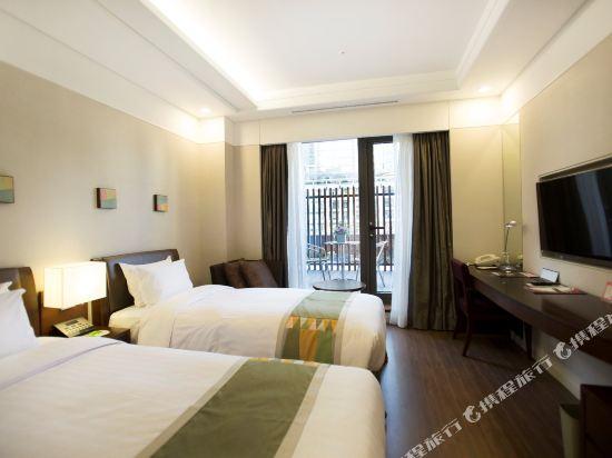首爾貝斯特韋斯特精品花園精品酒店(Best Western Premier Seoul Garden Hotel)Terrace Twin (Display)
