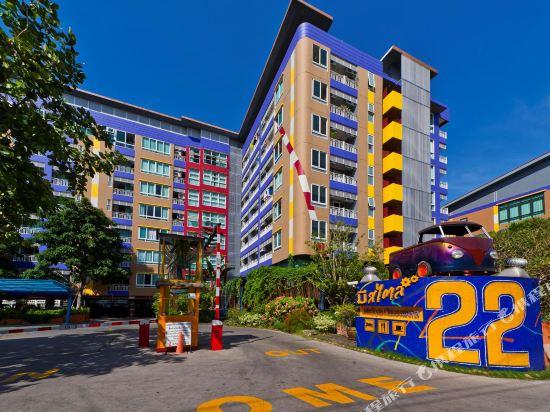曼谷自我風格酒店(MeStyle Place Bangkok)