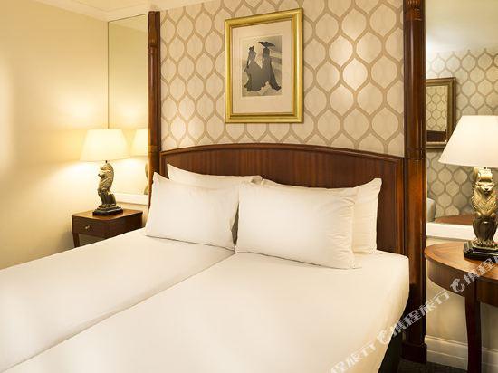 倫敦騎士橋千禧國際酒店(Millennium Hotel London Knightsbridge)Club twin room (Display)