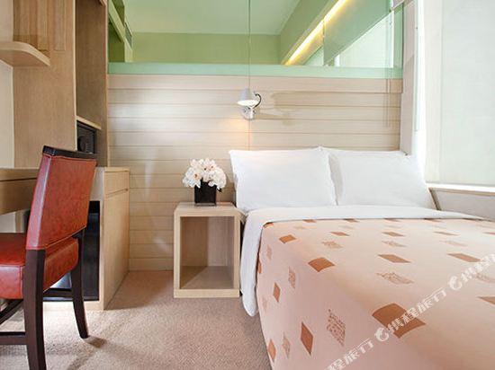 香港遠東絲麗酒店(Silka Far East Hotel)標準房