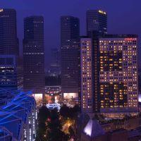 新加坡康萊德酒店酒店預訂