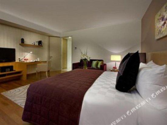 吉隆坡輝盛國際公寓(Fraser Place Kuala Lumpur)兩臥室公寓