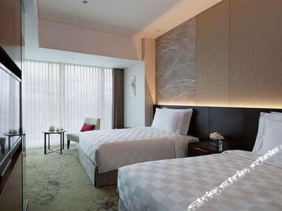 大阪萬豪都酒店(Osaka Marriott Miyako Hotel)雙床房