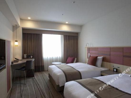 JR九州花博中心酒店(Jr Kyushu Hotel Blossom Hakata Central)標準房