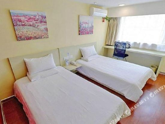 上海陸家嘴聯洋和頤酒店高級雙床房