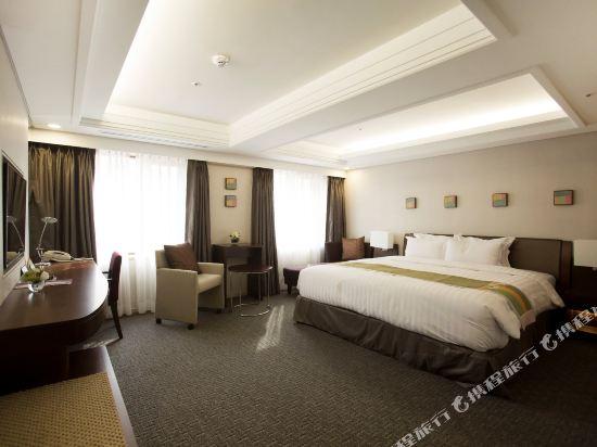 首爾貝斯特韋斯特精品花園精品酒店(Best Western Premier Seoul Garden Hotel)豪華房
