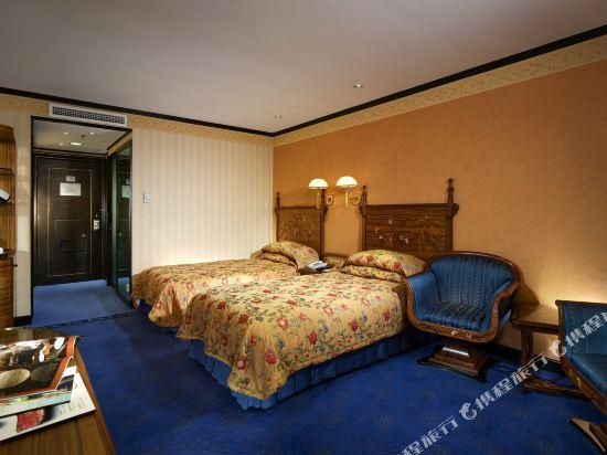 澳門葡京酒店(Hotel Lisboa)豪華客房