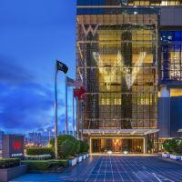 香港W酒店酒店預訂