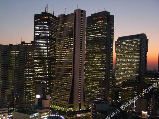 新宿王子大酒店(Shinjuku Prince Hotel)周邊圖片