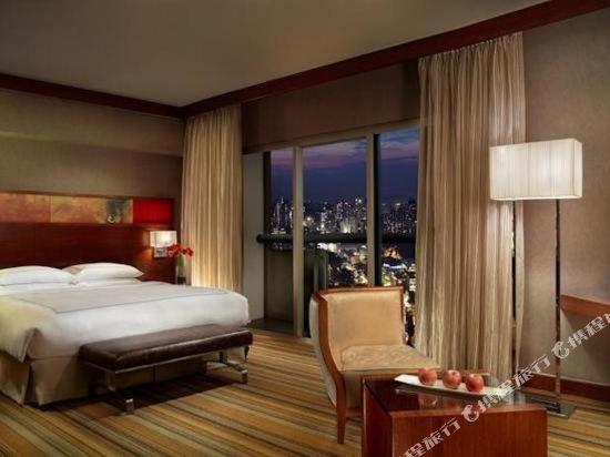 史丹福瑞士酒店(Swissotel the Stamford)Crest套房