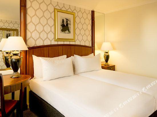 倫敦騎士橋千禧國際酒店(Millennium Hotel London Knightsbridge)Superior plus twin room (Display)