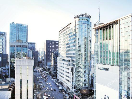 首爾明洞洛伊斯酒店(Loisir Hotel Seoul Myeongdong)外觀