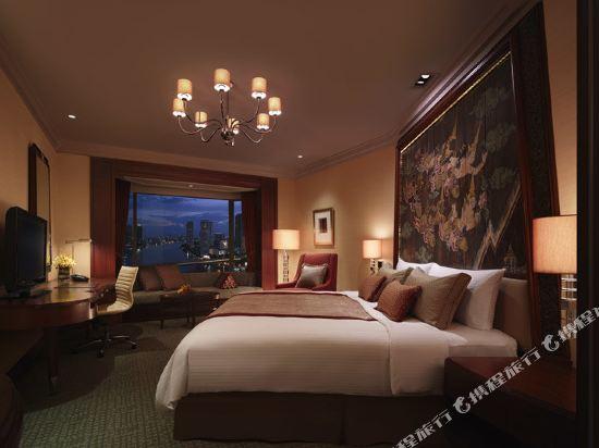 曼谷香格里拉大酒店(Shangri-La Hotel Bangkok)香格里拉樓豪華閣客房