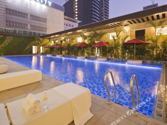台中林酒店(The Lin)健身娛樂設施