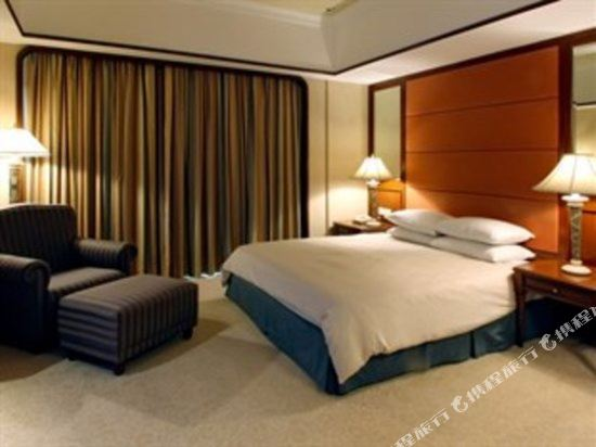 哥打京那巴魯絲綢太平洋酒店(The Pacific Sutera)行政套房