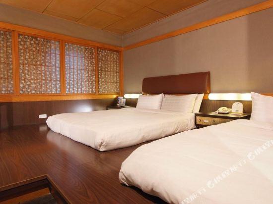 台北懷寧旅店(KEYMANS HOTEL)和風三人套房3人房