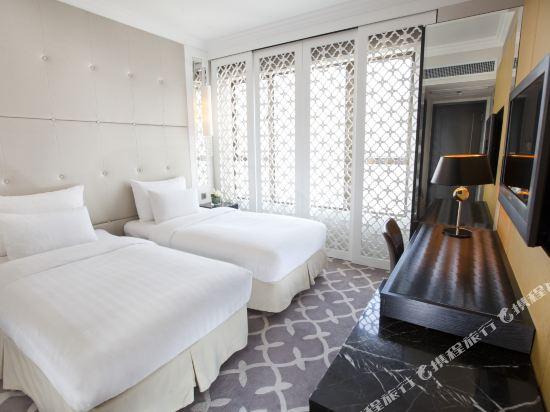 香港灣仔帝盛酒店(Dorsett Wanchai)高級客房(全新裝潢)
