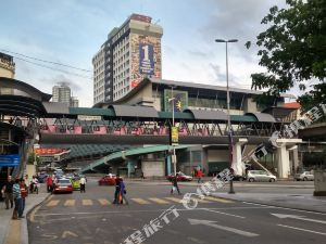 吉隆坡富都安卡薩快捷酒店(Ancasa Express @ Pudu Kuala Lumpur)