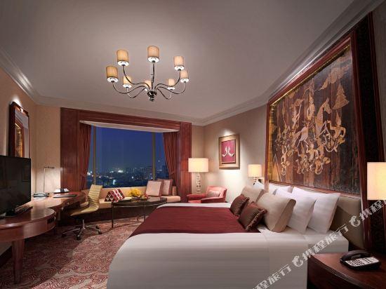 曼谷香格里拉酒店(Shangri-La Hotel Bangkok)香格里拉樓豪華閣客房