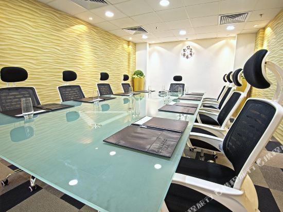 香港粵海酒店(GDH Hotel)會議室