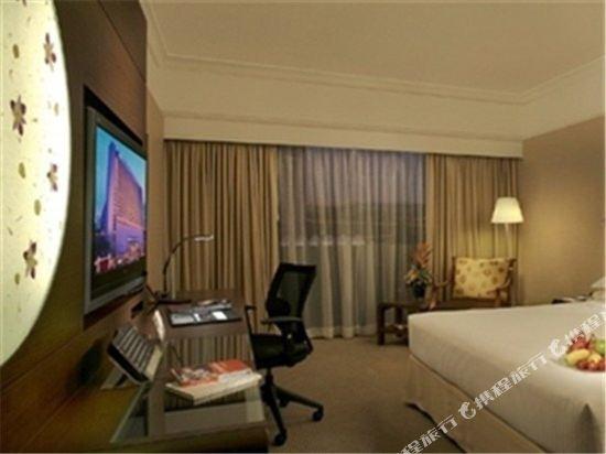 新加坡濱華大酒店(Marina Mandarin Singapore)豪華房