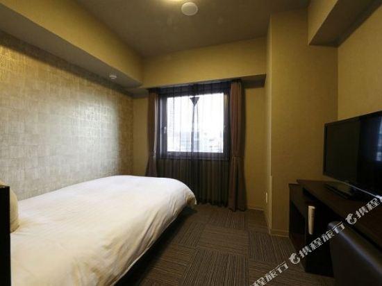 福岡天然温泉博多運河城前多米高級酒店(Hotel Dormy Inn Premium Hakata Canalcitymae Fukuoka)單人房