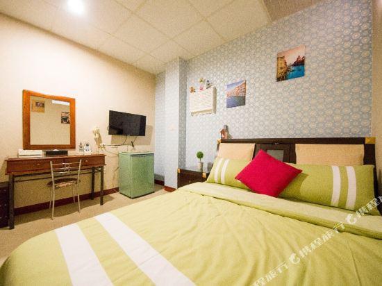 墾丁春品渡假民宿(Spring Hostelry)雅致雙人房