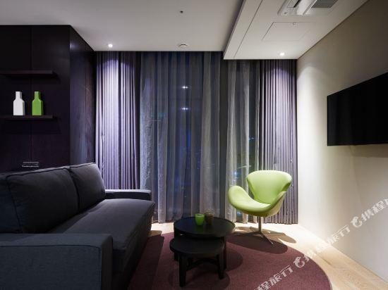 首爾陪圖江南酒店(Hotel Peyto Gangnam Seoul)Peyto Suite (Display)