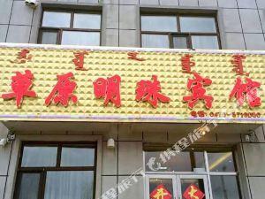 陳巴爾虎旗草原明珠賓館