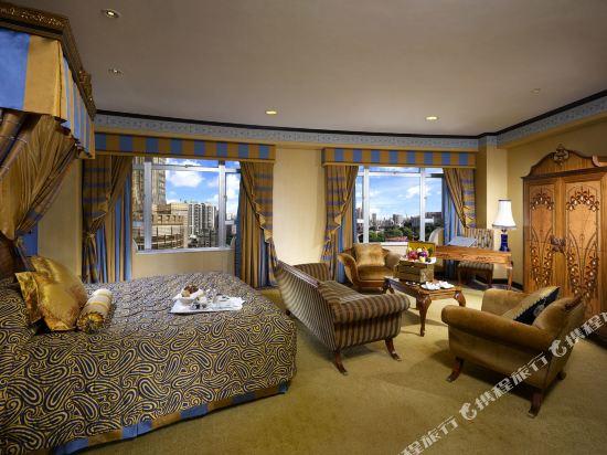 澳門葡京酒店(Hotel Lisboa)尊尚客房
