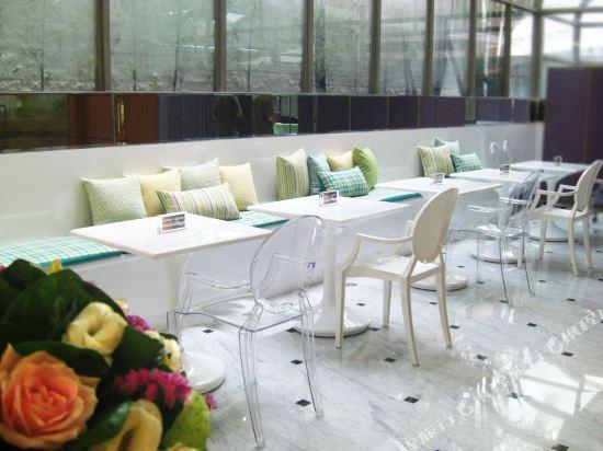 台北豪景大酒店-新館(New Riverview Suites Taipei)餐廳