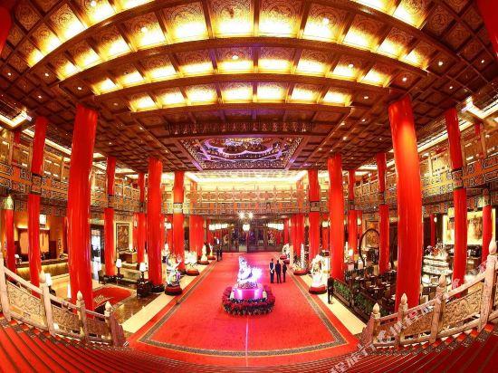台北圓山大飯店(The Grand Hotel)公共區域