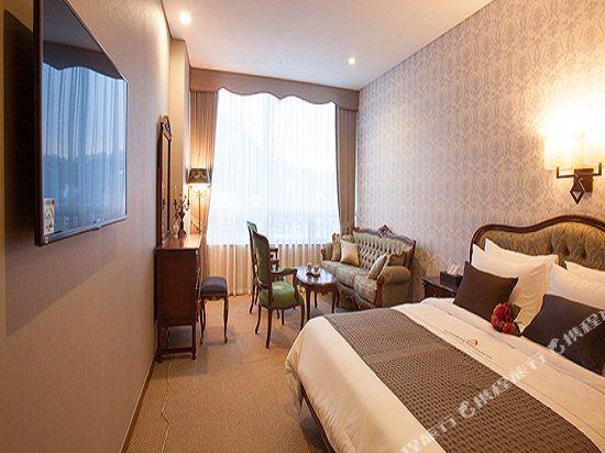 首爾明洞洛伊斯酒店(Loisir Hotel Seoul Myeongdong)尊貴房