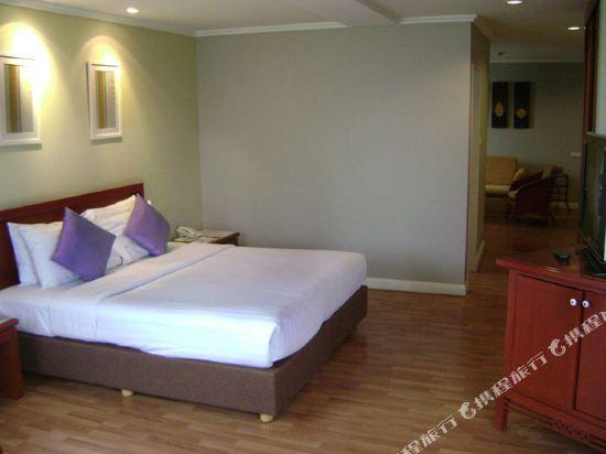 皇家華欣海灘度假酒店(The Imperial Hua Hin Beach Resort)一室房