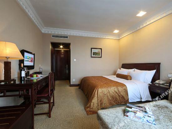 杭州大華飯店(Dahua Hotel)標準大床房
