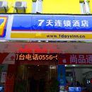 7天連鎖酒店(安慶龍山路步行街店)