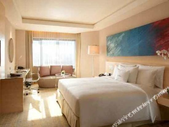 吉隆坡希爾頓逸林酒店(DoubleTree by Hilton Hotel Kuala Lumpur)豪華房