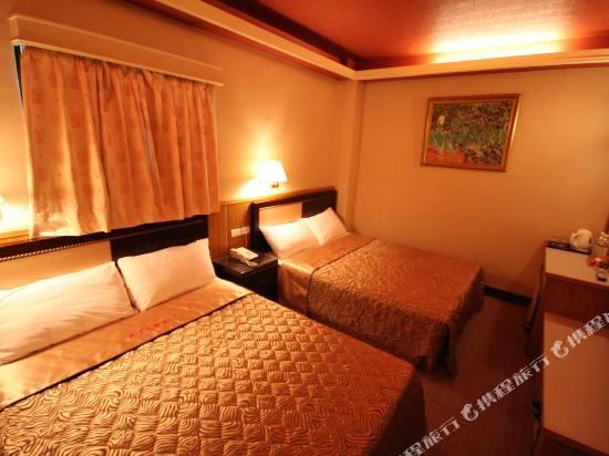 台北城美大飯店