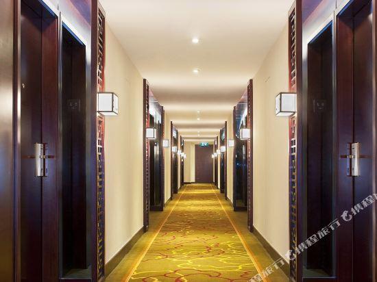 澳門帝濠酒店(Emperor Hotel)中式行政樓層